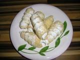 Máslové kremrole recept