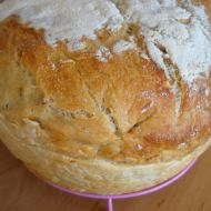 Kváskový chléb bez práce recept