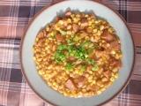 Fazole na způsob chilli con carne recept