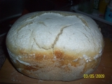 Domácí chléb II. recept