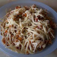 Vepřové rizoto z konzervy recept