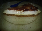 Cheesecake  nepečený recept
