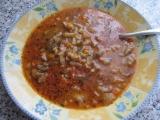 Polévka z hlívy ústřičné se zeleninou recept