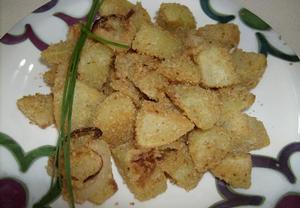 Domácí bramborové hranolky