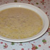 Filipínská sváteční polévka recept