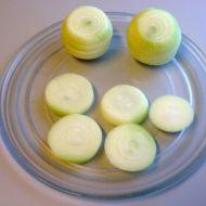 Smažená cibule recept