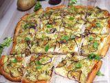Bramborová pizza  pizza di patate recept