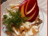 Bramborový salát s fenyklem a jablky recept