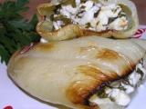 Papriky plněné Balkánským sýrem recept