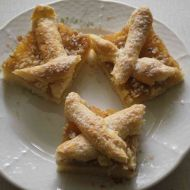 Mřížkový koláč jablkový recept