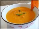 Krémová polévka z dýně recept