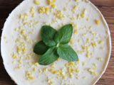 Citrónový RAW dort recept