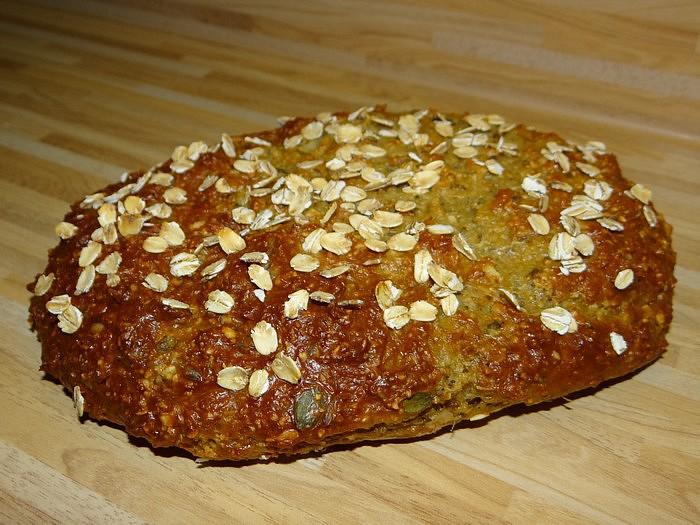 Ovesný semínkový chléb recept