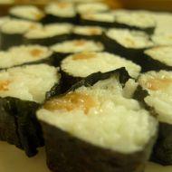 Domácí sushi recept