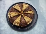 Čokoládový dort se šlehačkou recept