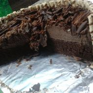 Pařížský dort Pohádka recept