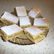 Rebarborový koláč z hery recept