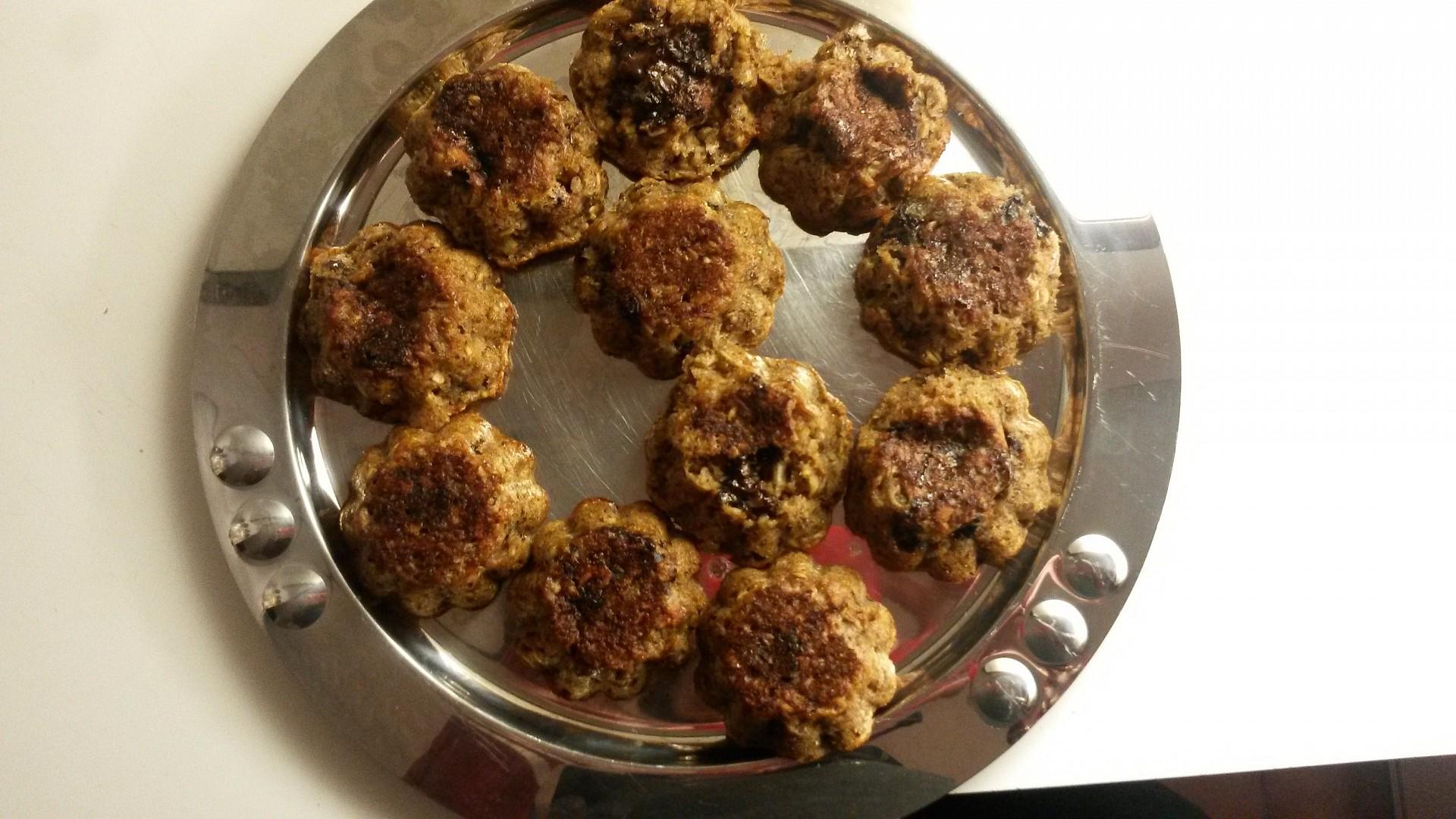Banánové muffiny bez mouky recept