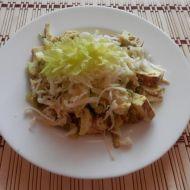 Uzené tofu s řapíkatým celerem recept