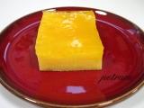 Citronový koláč z polenty (bez lepku, mléka a vajec) recept ...