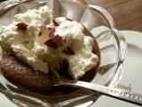 Pohár Čokoládová pěna recept