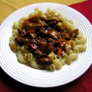 Gobbetti s boloňskou omáčkou recept