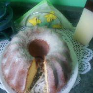 Hrnková kokosová bábovka recept