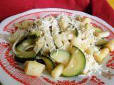 Těstoviny s chřestem recept