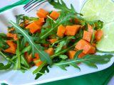 Salát z batátů / sladkých brambor / s rukolou recept