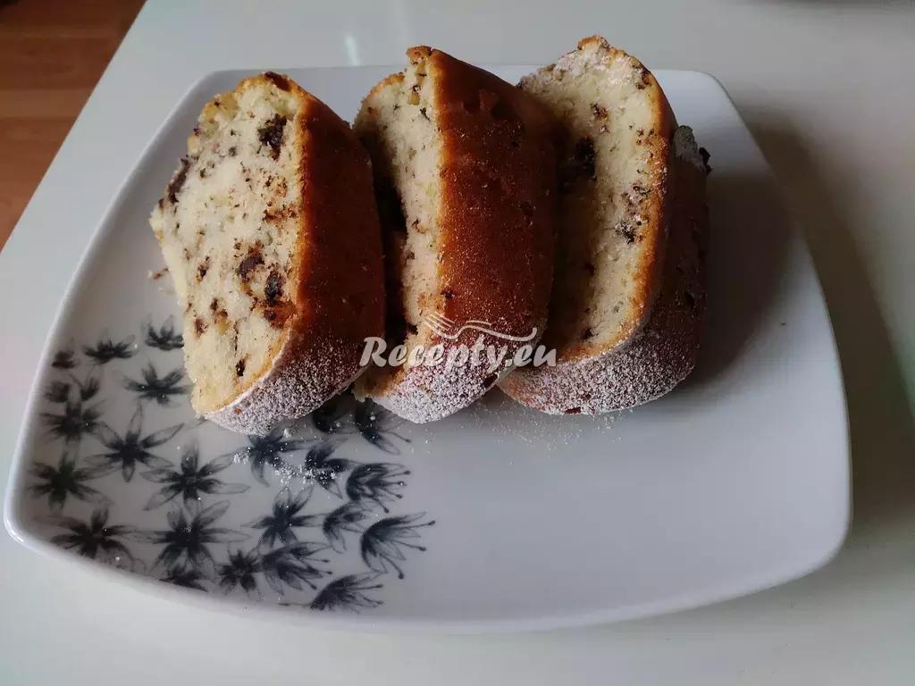 Bábovka z jablíček recept  moučníky
