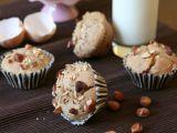 Bezlepkové muffiny s jablky a oříšky recept