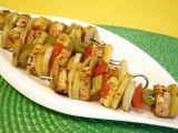 Zeleninové ražniči s tofu recept