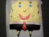 Postavička z pohádky-spongebob recept