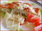 Zapékaný celer s rýžovo-masovou náplní recept