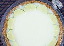 Newyorský limetkový koláč recept
