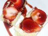 Sladký kuskusový koláčik recept