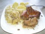 Husa a kachna pečená recept