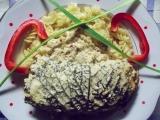 Pečené kapustové rolky v zakysané smetaně recept