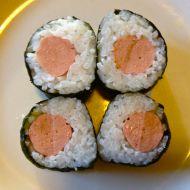 Levné sushi po česku recept