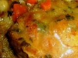 Vepřová krkovice na zelenině recept