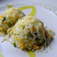 Zeleninové rizoto z jasmínové rýže recept