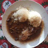 Dušená rýže recept