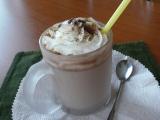 Expresní horká čokoláda recept
