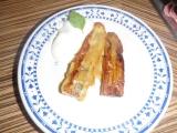 Opečené banány v karamelu recept