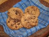 Americké čokoládové sušenky recept