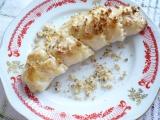 Banánové kremrole recept