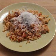Kuřecí rizoto s parmazánem recept
