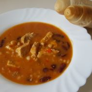 Vepřové chilli con carne recept