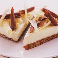 Newyorský tvarohový dort recept