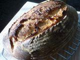 Pšenično-žitný chleba s černým pivem recept